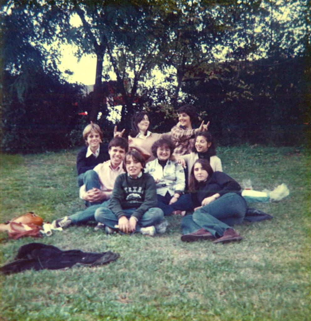 Classe I B 1976