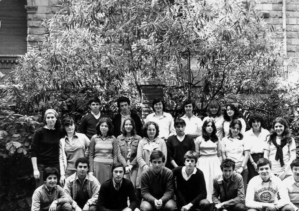 Classe II B 1977