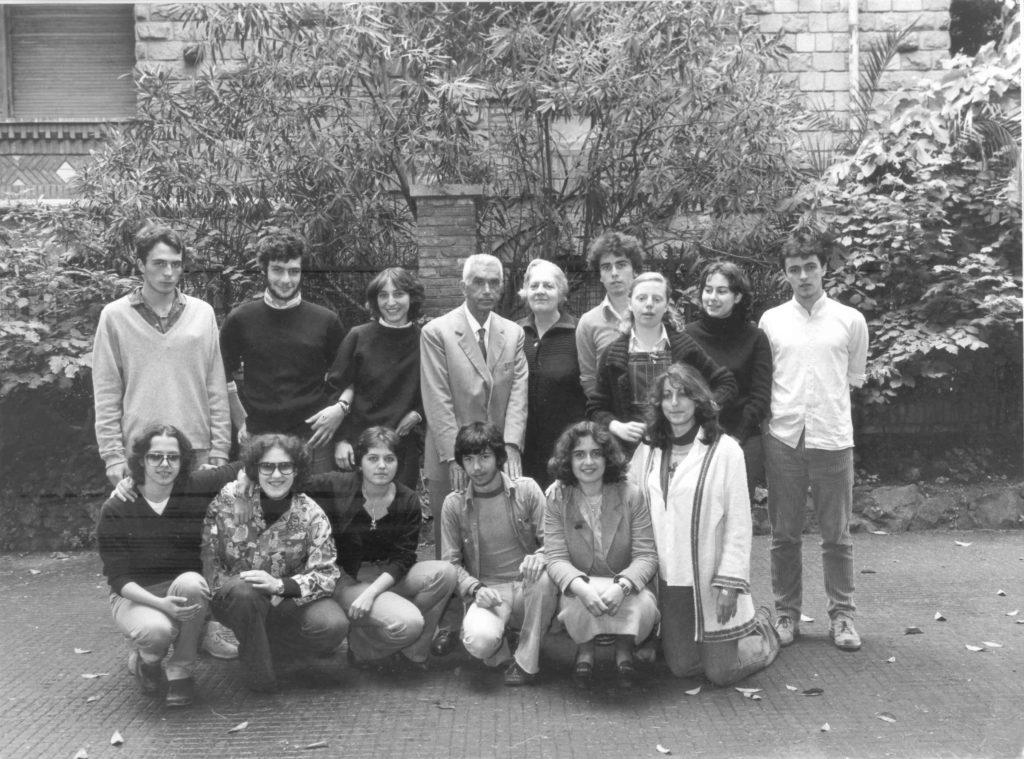 Classe IV B 1978