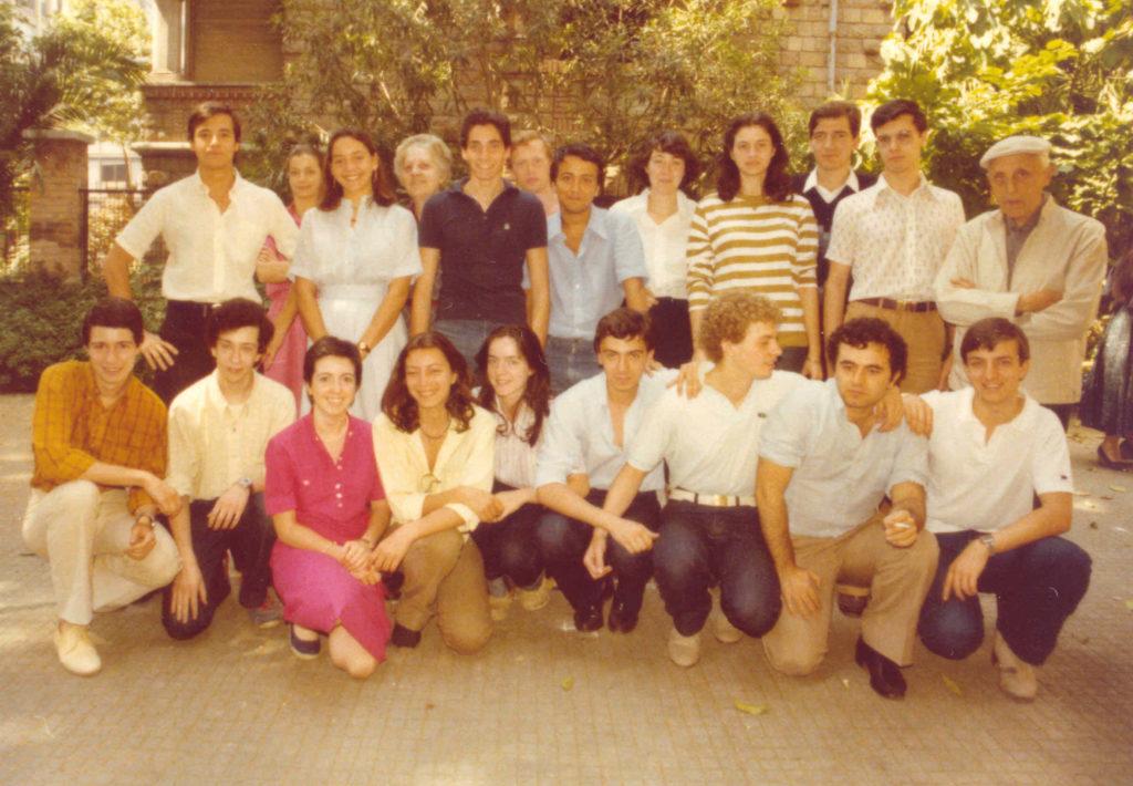 Classe V B 1979